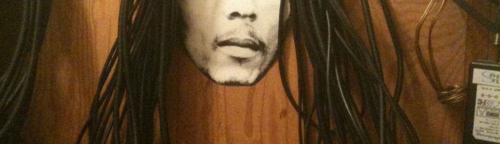 Bob Marley Cable Caddy