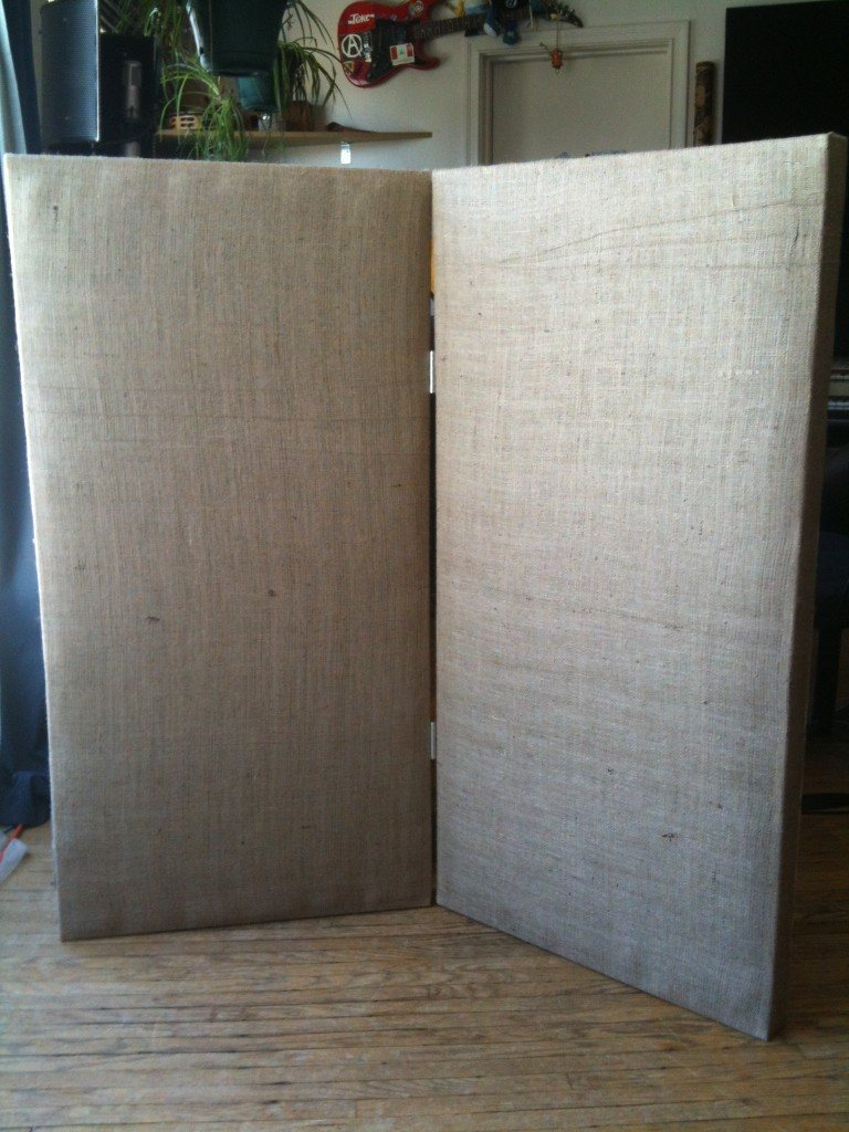 Week 16: Tutorial u2013 How To Make Sound Absorption Acoustical Panels : Weekly Creations